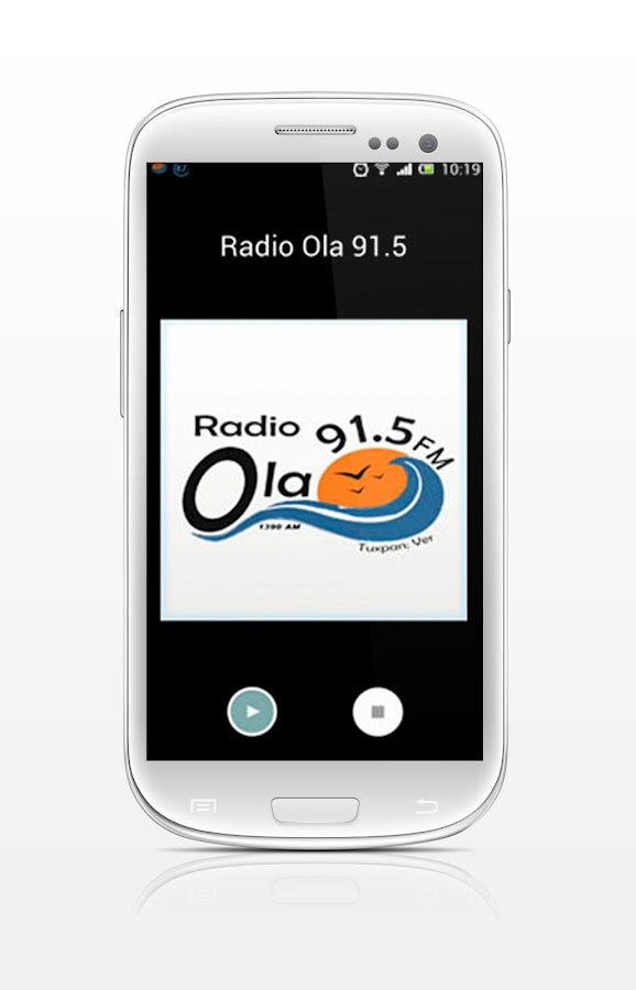 radio ola 91.5: captura de pantalla