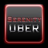 Serenity UberMusic Skin Red