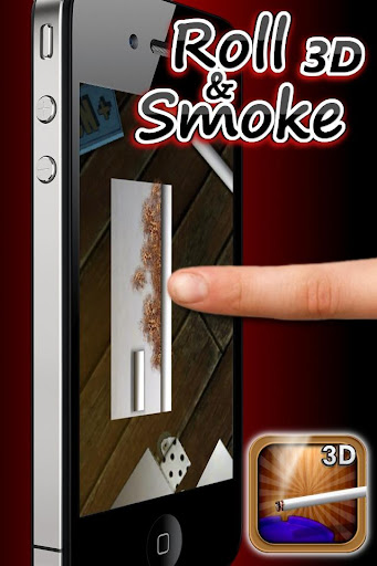 Roll and Smoke 3D FREE