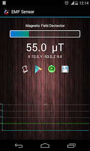 Ghost EMF Detector - Android Apps on Google Play