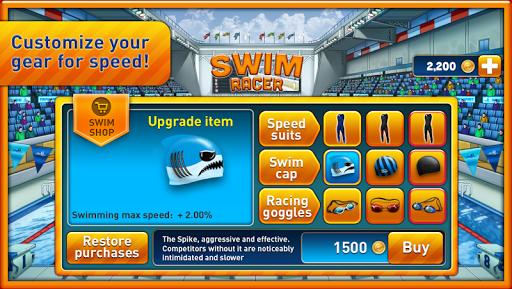 Swim Racer