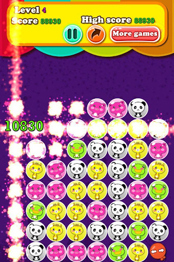 Animal POP Rush