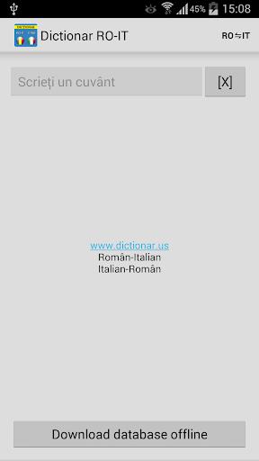 意大利語羅馬尼亞語詞典