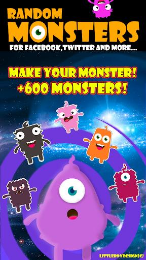 Random Monsters