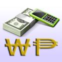 필리핀 페소 계산기 - 환율 계산기 icon