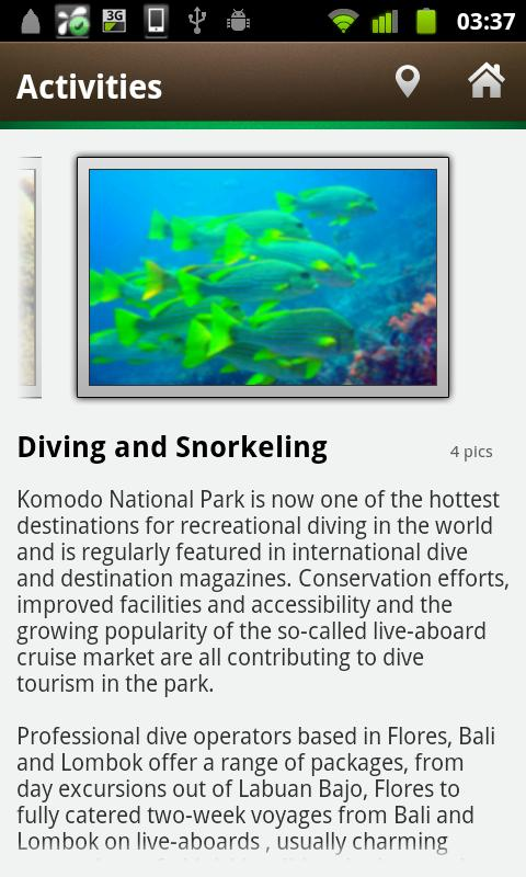 EI: Komodo Island- screenshot