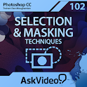 Selection & Masking Course icon