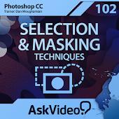 Photoshop CC Selection/Masking