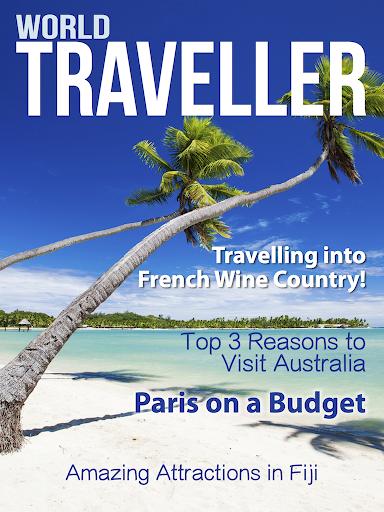 World Traveller Magazine