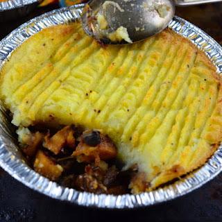 Vegan Shepherd's Pie.