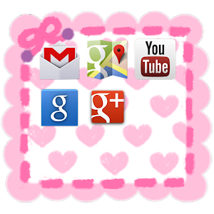 Lovely folder *girls* 工具 App LOGO-APP試玩