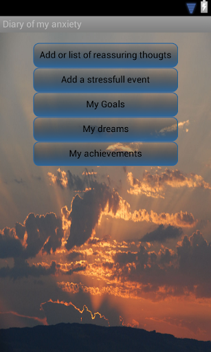 Diary of my anxiety