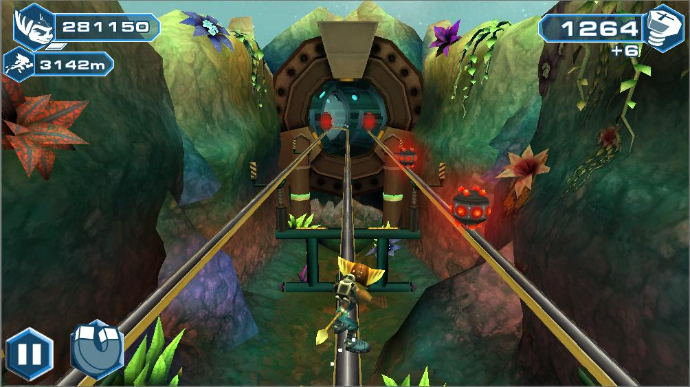 Ratchet and  Clank: BTN - screenshot