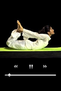 Yoga for all-Videos of Asanas - screenshot thumbnail