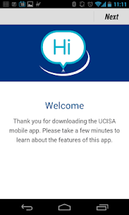 UCISA - screenshot thumbnail