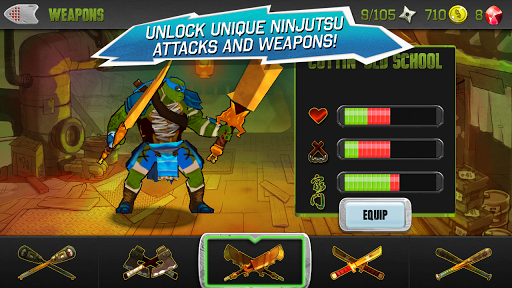 Teenage Mutant Ninja Turtles v1.0.0 [Mod Money/Unlock]