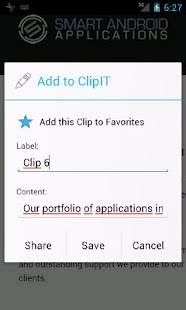 ClipIT Unlock Key - screenshot thumbnail