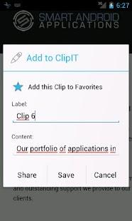 ClipIT Unlock Key - screenshot thumbnail