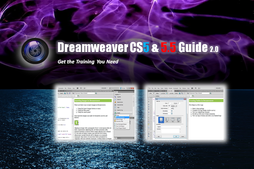Training Dreamweaver CS5 5.5