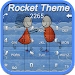 RocketDial Snow Theme Icon