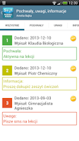 Screenshot of Mobireg Parent