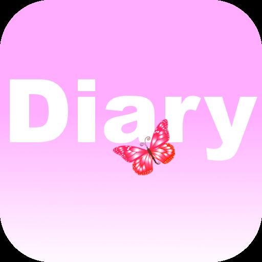 Girls Diary LOGO-APP點子