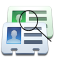 Search Contact Number icon
