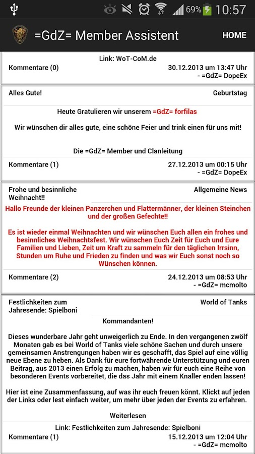 =GdZ= Member Assistent- screenshot