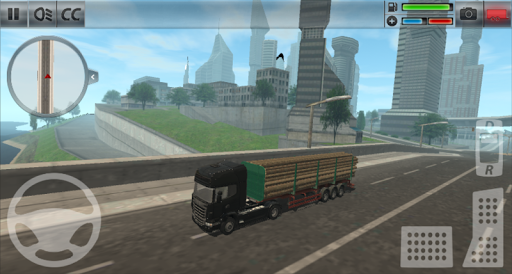Truck Simulator : City 1.4 Cheat screenshots 1