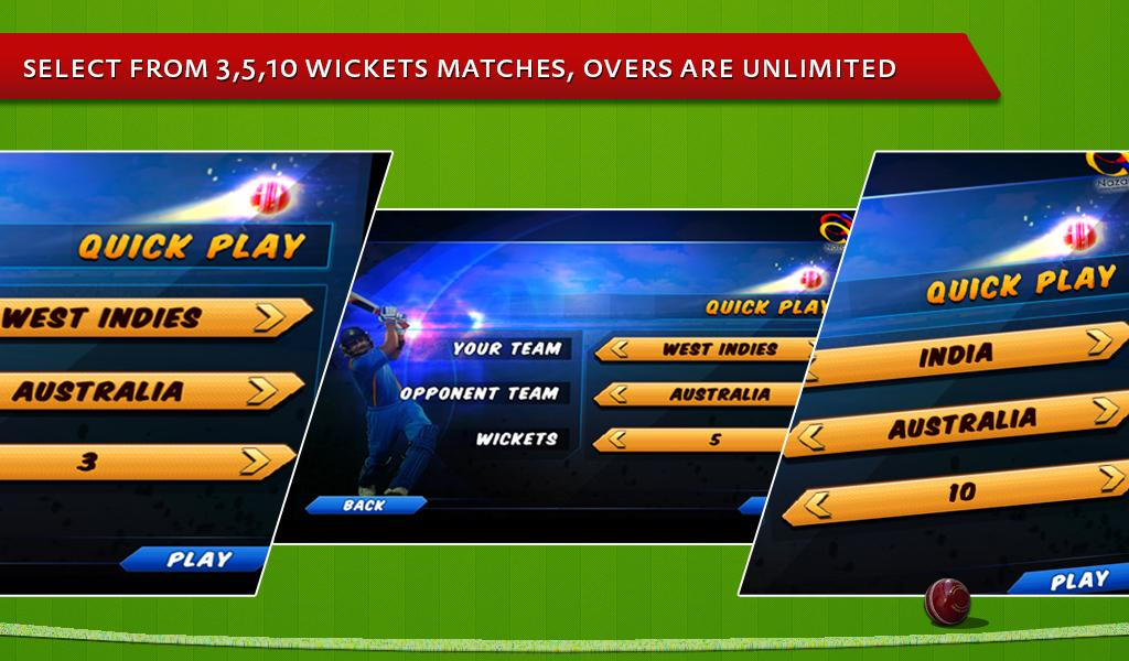 Cricket Challenge UBL - screenshot