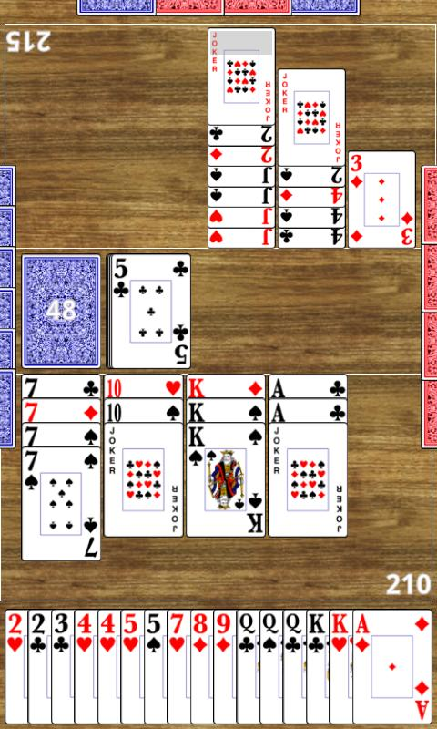 Canasta - screenshot