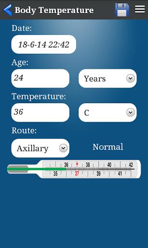 Body Temperature  screenshots 4