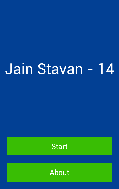 Jain Stavan - 14 - screenshot