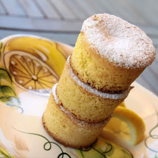 Amalfi Mini Lemon Cakes