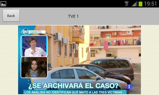 TV España - TDT en directo