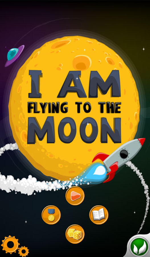 Fly to the Moon!- screenshot