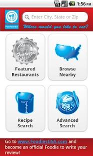 Foodies USA- screenshot thumbnail