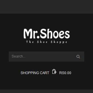 Mr Shoes
