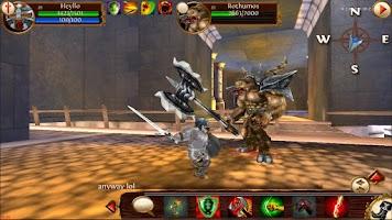 Screenshot of Midgard Rising 3D MMORPG (new)
