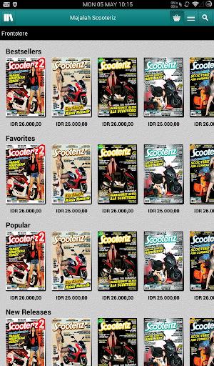 Majalah Scooteriz