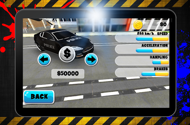 Police Highway Fast Race 3D- screenshot thumbnail