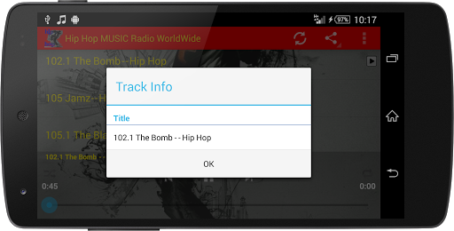 Hip Hop MUSIC Radio WorldWide  screenshots 8