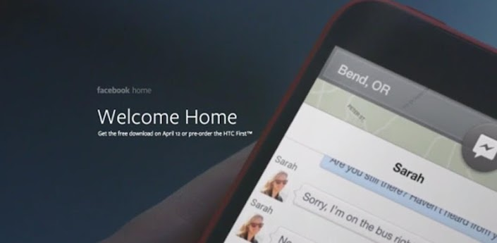 Facebook Home Official