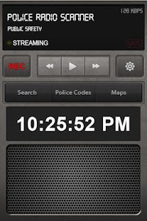 Police Radio Scanner Free - screenshot thumbnail