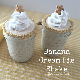 Banana Cream Pie Shakes and a Family Game of Trivial Pursuit