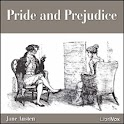 Pride and Prejudice audio/text icon