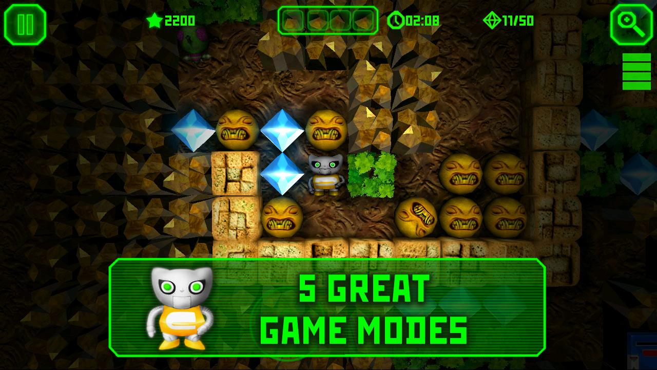 Boulder Dash®-XL™ - screenshot