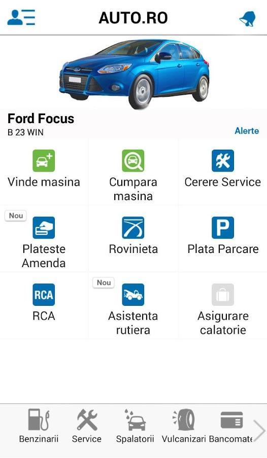 Auto.ro - screenshot