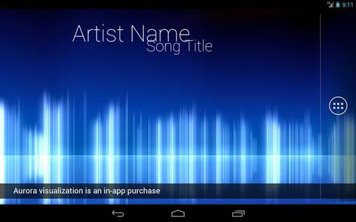 Audio Glow Live Wallpaper  screenshots 21