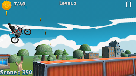 Stunt Bike Race 3D Free 1.0.4 screenshot 135223